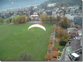 Paragliding View in Switzerland- October '04 #10 (2)