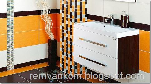 ремонт ванных комнат квартир 10
