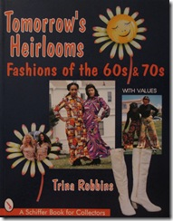 Vintage Fashion Book