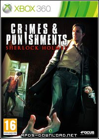 54246f3c046c2 Crimes and Punishments Sherlock Holmes   XBOX 360