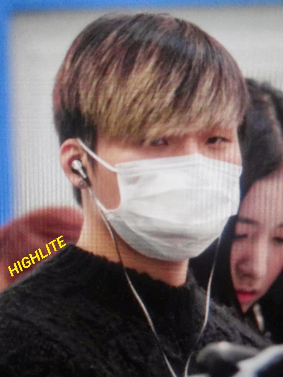 Big Bang - Incheon Airport - 06dec2013 - Dae Sung - Fan - High Lite - 05.jpg
