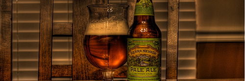 image of Sierra Nevada Pale Ale courtesy of Killgorack's Flickr page