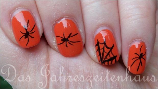 Halloween Schwarze Witwe 3