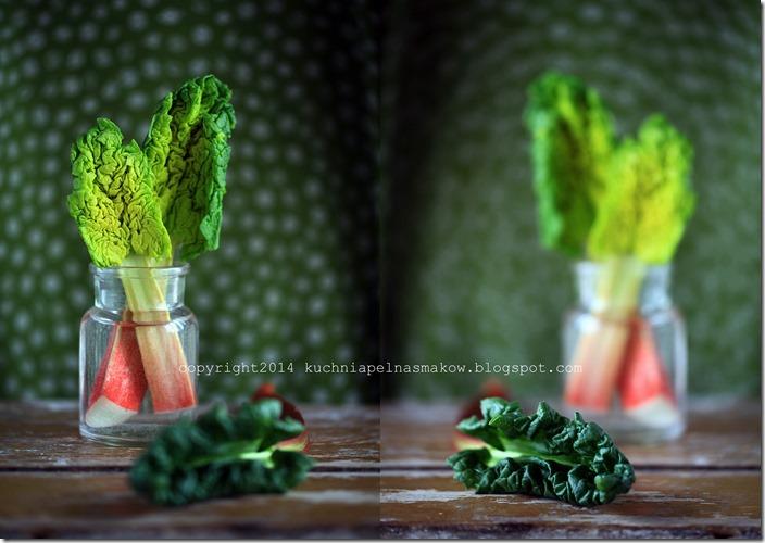 bezglutenowe i glutenowe babeczki rabarbarowe5