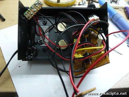 Rekacipta.net - Projektor Laser 10