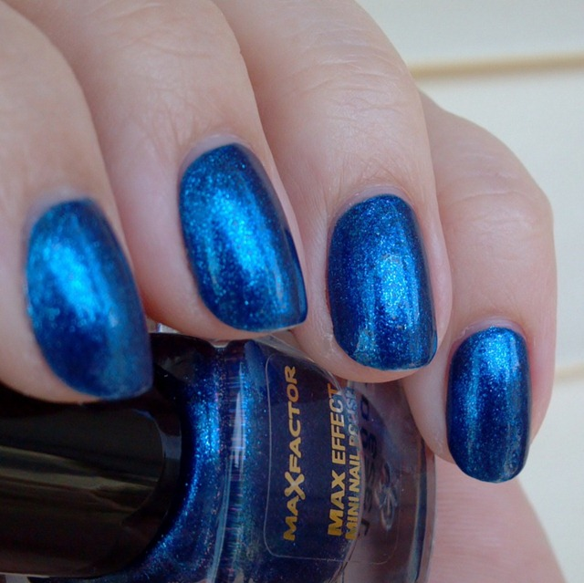 MaxFactor Max Effect in Odyssey Blue 8