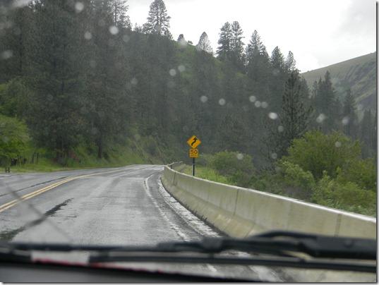 49 - down the rainy road