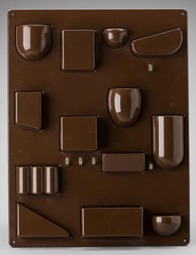 Dorothee Maurer-Becker UTEN.SILO II, brown