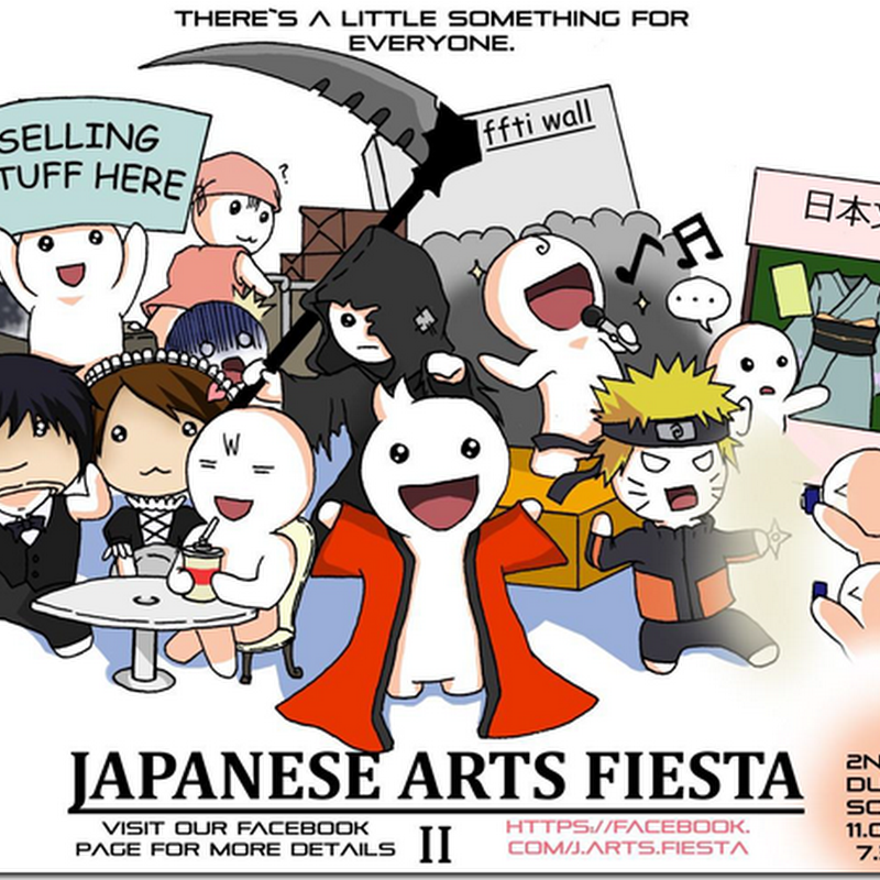 Japanese Arts Fiesta II