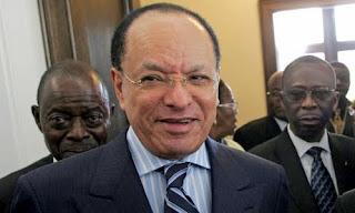 Léon Kengo Wa Dondo, président du Sénat congolais, juin 2010. Photo congonetradio.com