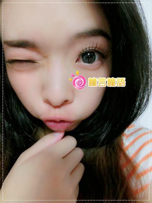 韓國GEO隱形眼鏡-GEO Holicat 荷麗貓魅惑灰(Sexy Cat)24