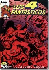 P00010 - Los 4 Fantásticos v1 #10