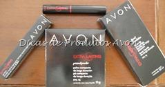 Maquiagem Avon Extra lasting