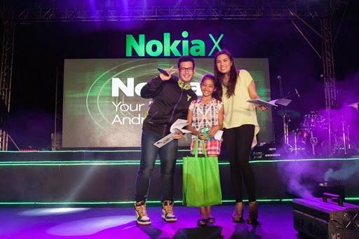 Nokia X Races 16
