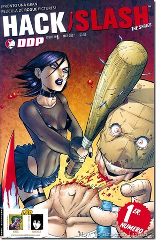 P00001 - Hack and Slash #1