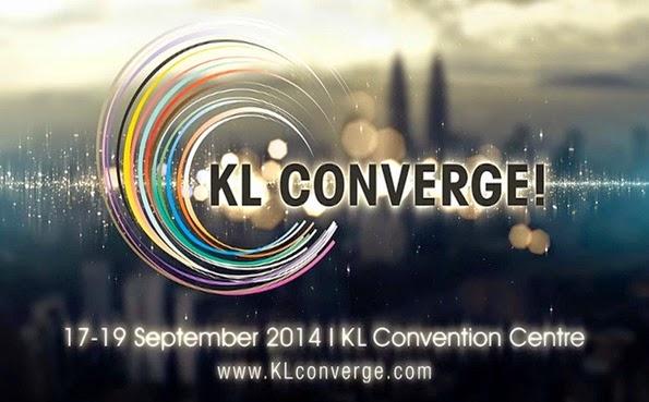 Exhibitor @ KL CONVERGE! 2014