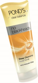 Ponds_Clear Balance_No Blackheads_Facial Foam