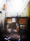 """Back Alley"" - copyright Justin Evans"