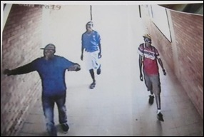 Armed men attacking SA school Aug 21 2011