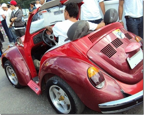 Xuning Bizarrices Automotivas (14)