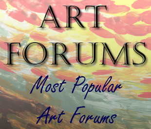 most popular art forums