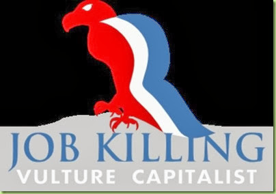 Job-Killing-Vulture-Capitalist