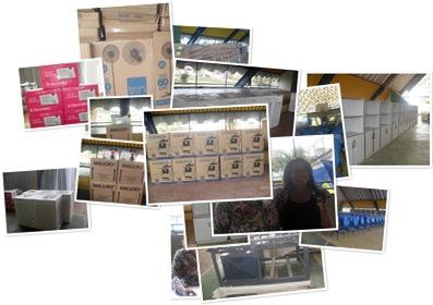 Exibir Entrega de Móveis e Eletrodomésticos Julho 2011
