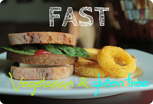 vegetarian and gluten free