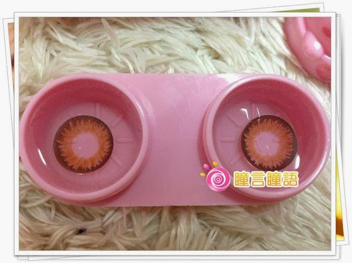 日本KRIAKRIA隱形眼鏡-Gossip小惡魔金咖3