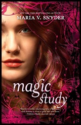 Book cover - Magic Study [UK] [Mira]