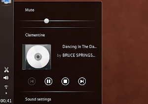 Actos SoundMenu
