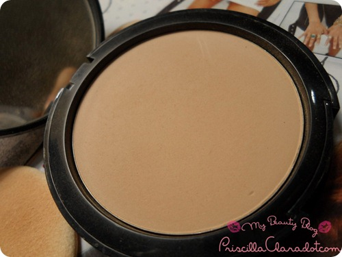 Bourjois Compact Powder Review Priscilla 5