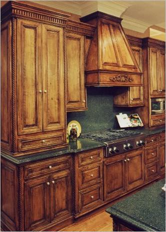 Gambar Desain Dapur Nuansa Klasik 3