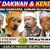 KONSERT DAKWAH & KENDURI AQIQAH PADA 1 MEI 2014