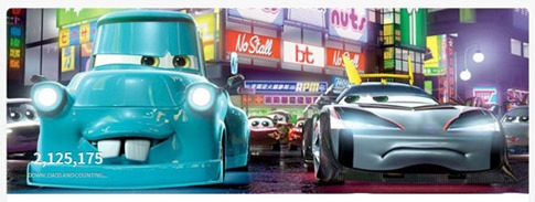 Visor para dibujos animados