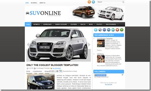 SUV Online