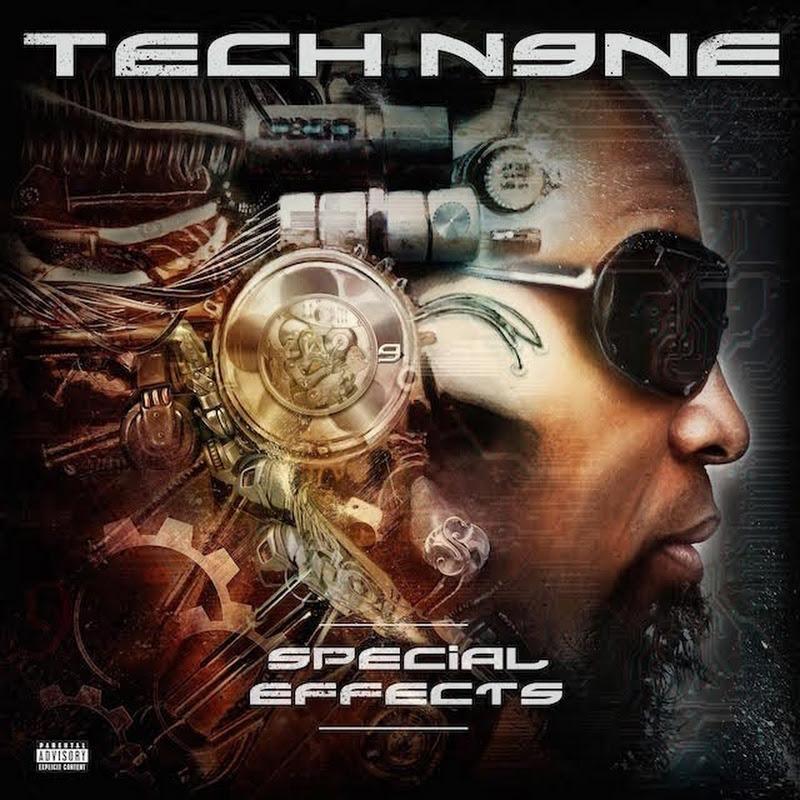 DE AFARĂ: Tech N9ne - Special Effects (2015)
