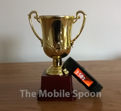 Mobile Spoon Microsoft Band