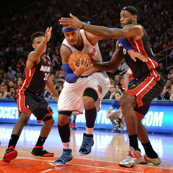 King James Debuts New Soldier 7 PE in a Loss at MSG