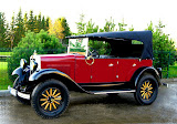 Erskine Model 50 Touring, 1927