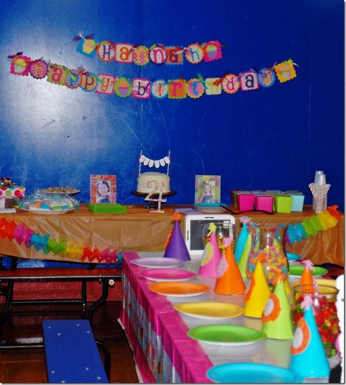 Hannah's 4th Birthday! 041