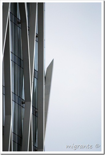 torre diagonal cero - arista - barcelona