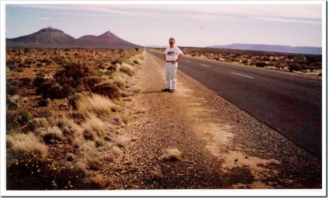 Graham Vollmer Somewhere in the Karoo