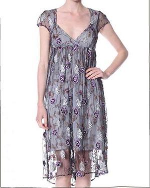 #519 What a mesh dress