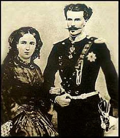 Coronación de Reina de Hungría.