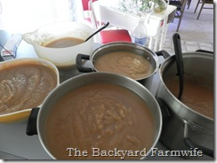 super easy applesauce - The Backyard Farmwife