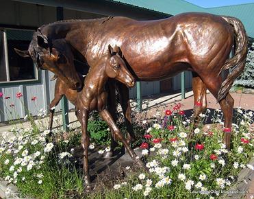 Bronze Horses-1