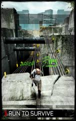 إنجو بحياتك فى لعبة الجرى فى المتاهة لأندرويد The Maze Runner