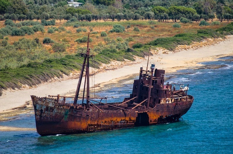 These Mysterious Abandoned Ships Will Shock You