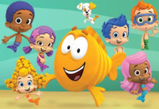 Bubble Guppies Cartoon